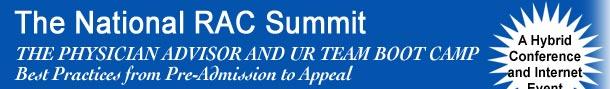 Medicare RAC Summit